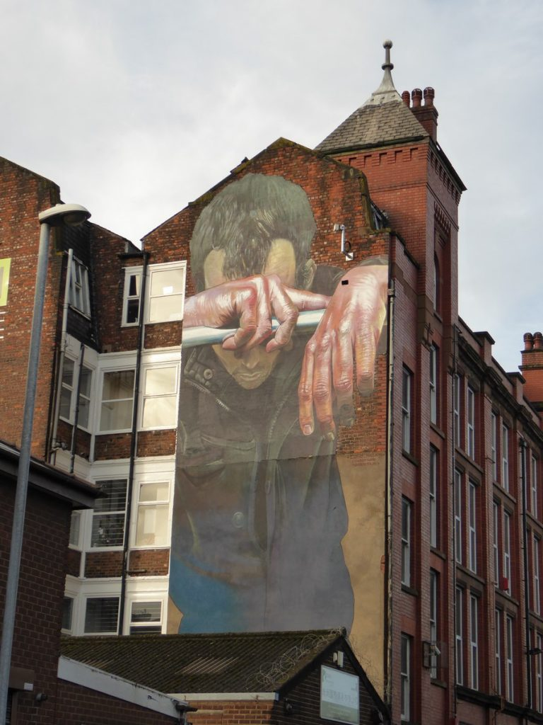 CASE MACLAIM - Manchester - Cable st & Chadderton st