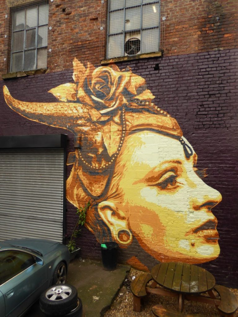 TANKPETROL - Manchester - Wellington House Art - 10 Pollard st E