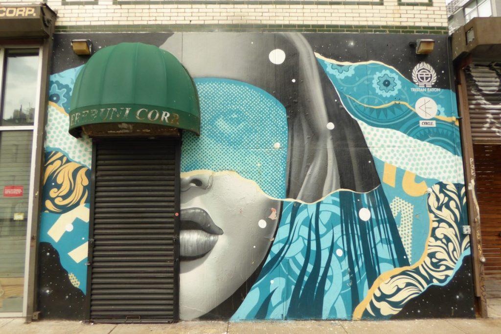 TRISTAN EATON - New York - Filmore Pl & Roebling st