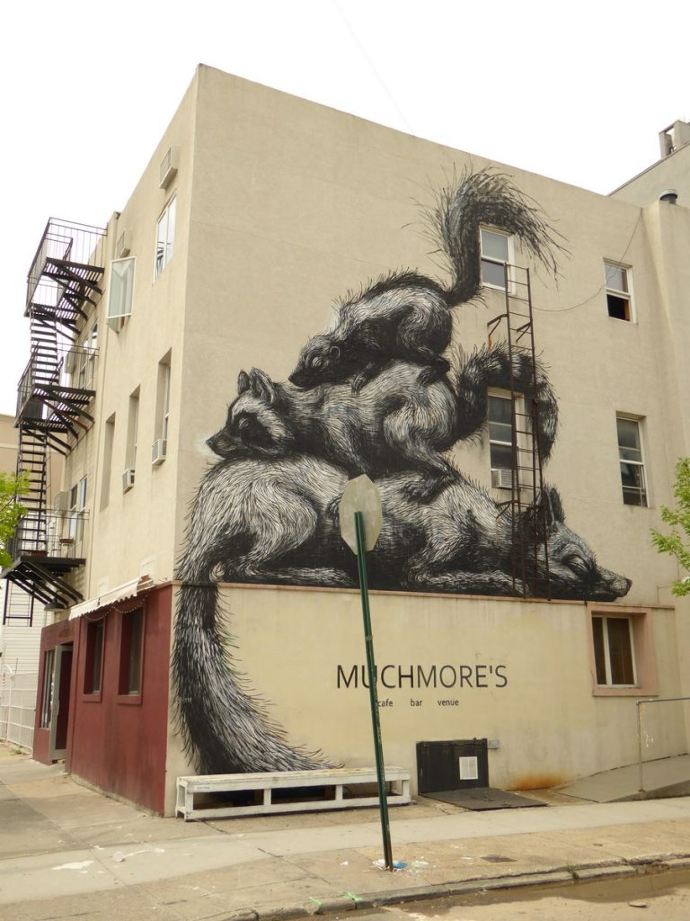 ROA - New York - N 9 st & Havemeyer st