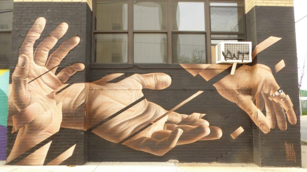 JAMES BULLOUGH - New York - Stagg st & Morgan av
