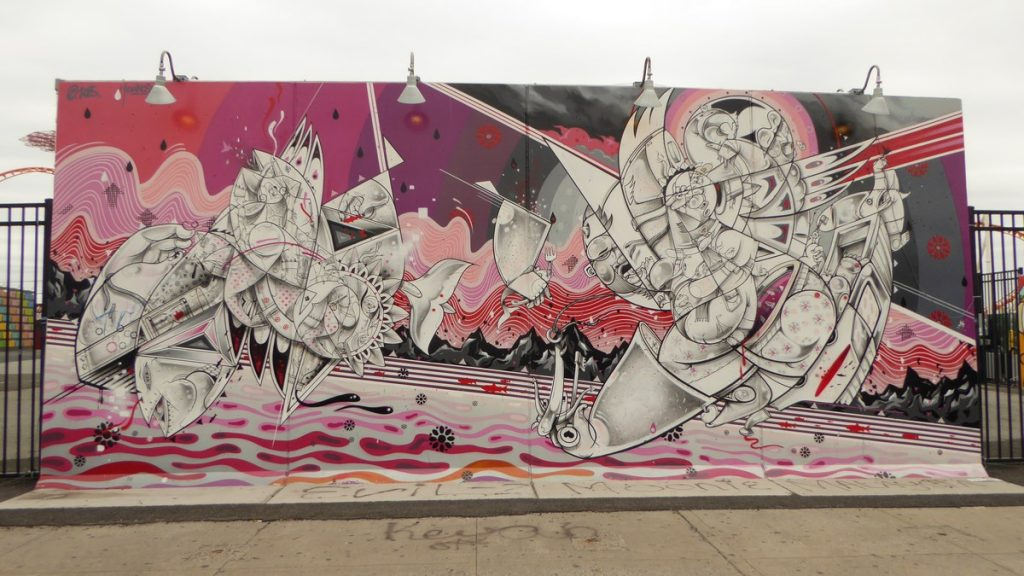HOW AND NOSM - New York Coney Island - 3050 Stillwell av
