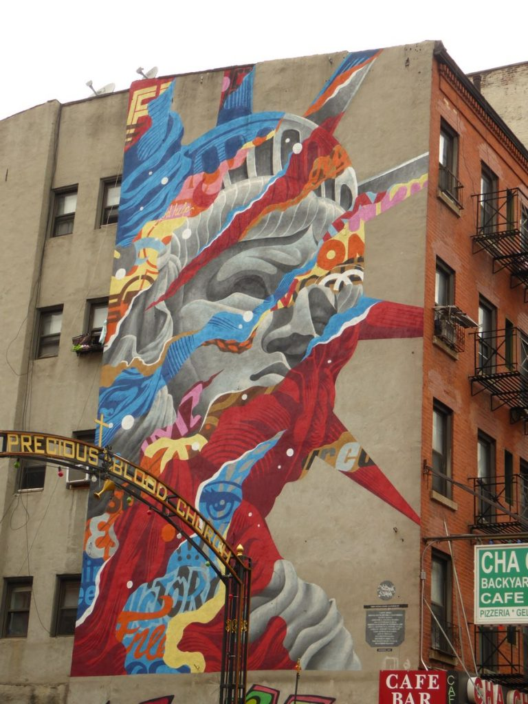 TRISTAN EATON - New York - 113 Mulberry st