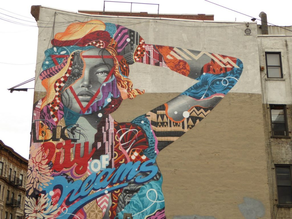 TRISTAN EATON - New York - 389 Broome st (parking)