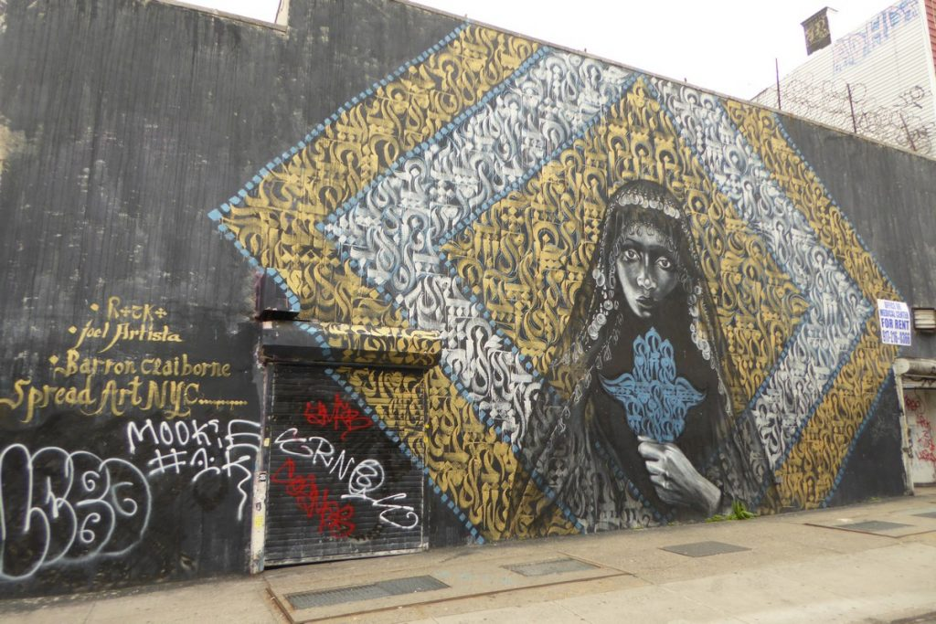 JOEL ARTISTA + RIZK - New York - 248 Troutma st