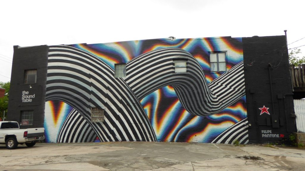 FELIPE PANTONE - Atlanta - Edgewood av NE & Boulevard SE