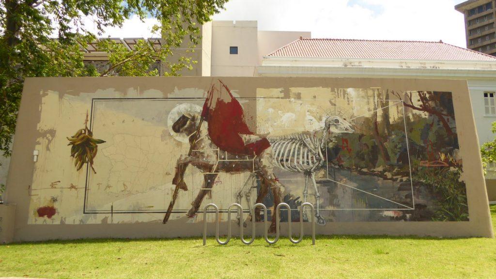ALEXIS DIAZ + BORONDO - San Juan Puerto Rico - Jardin Museo de arte de Puerto Rico, 299 Av. de Diego Puerto Nuevo