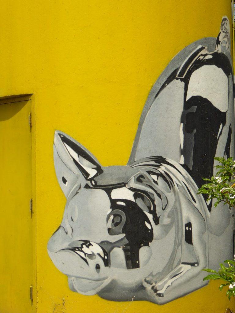 BIK ISMO - San Juan Puerto Rico - Jardin Museo de arte de Puerto Rico, 299 Av. de Diego Puerto Nuevo