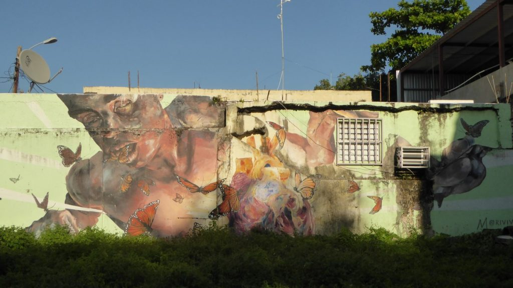 MORIVIVI - San Juan Puerto Rico - cal Ernesto Cerra & cal Puerto Arturo