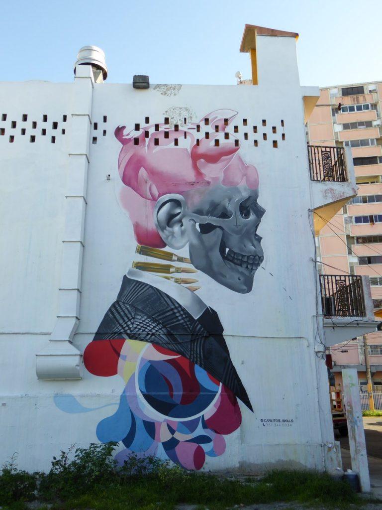 CARLITOS SKILLS - San Juan Puerto Rico - cal Ernesto Cerra & cal Puerto Arturo