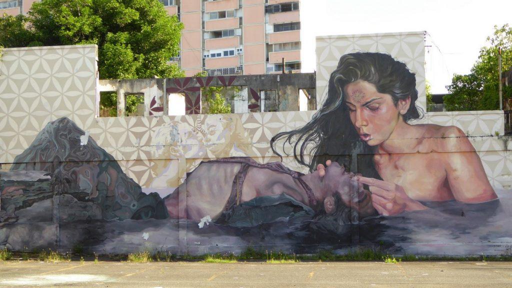 MORIVIVI - San Juan Puerto Rico - cal Cerra & cal Elisa Cerra