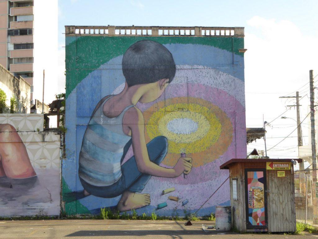 SETH - San Juan Puerto Rico - cal Cerra & cal Elisa Cerra