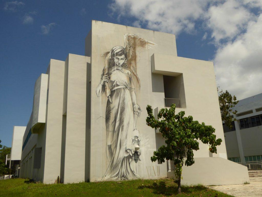 FAITH 47 - San Juan Puerto Rico - Escuela de arquitectura de Universidad de Puerto Rico, av Universidad