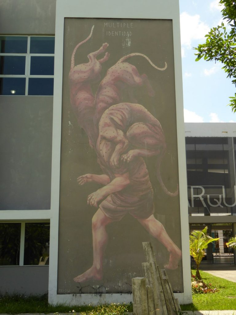 JAZ + FASOLI - San Juan Puerto Rico - Escuela de arquitectura de Universidad de Puerto Rico, av Universidad