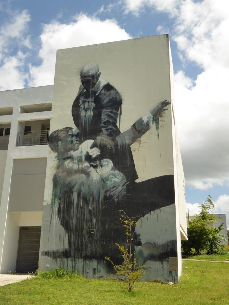 CONOR HARRINGTON - San Juan Puerto Rico - Escuela de arquitectura de Universidad de Puerto Rico, av Universidad