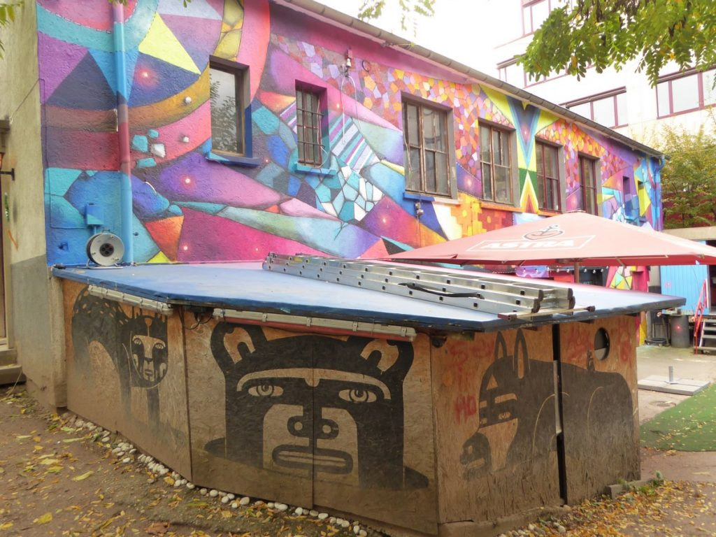 PAU & UNONUEVE & LIMOW - Heidelberg - Breidenbach Studios - Hebelstraße 18