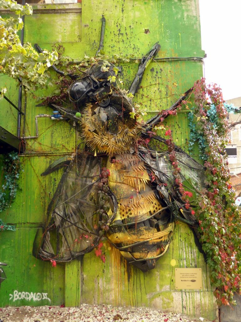 BORDALO II - Lisbonne - LX Factory