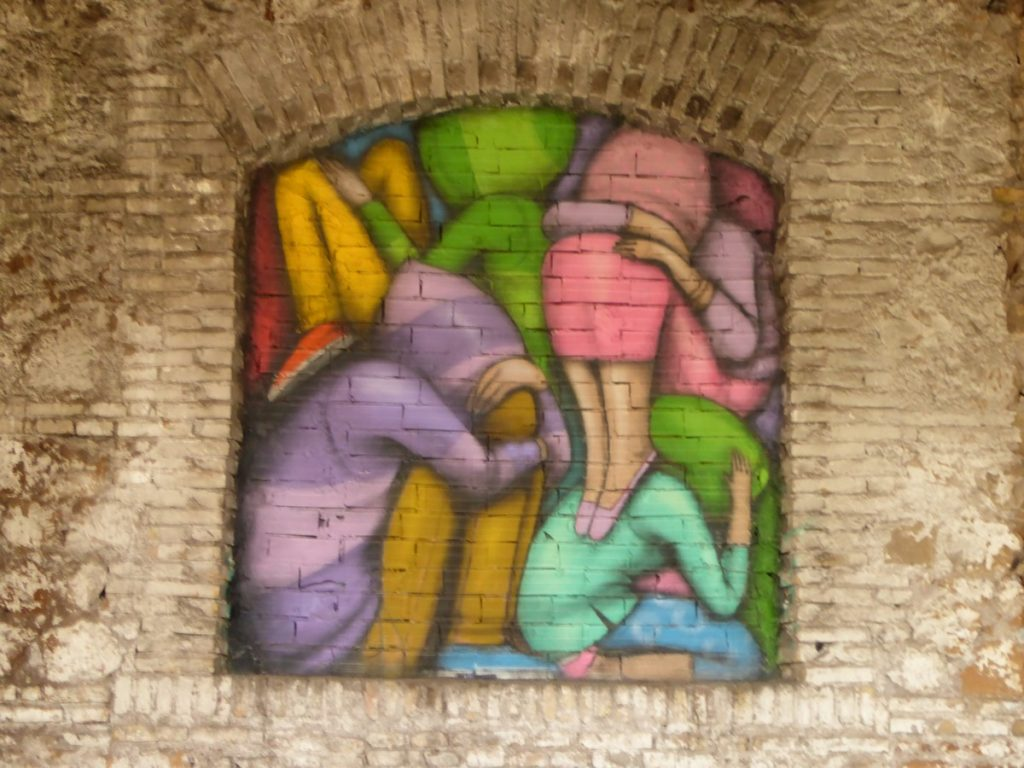 SETH - Rome - Via Tirone