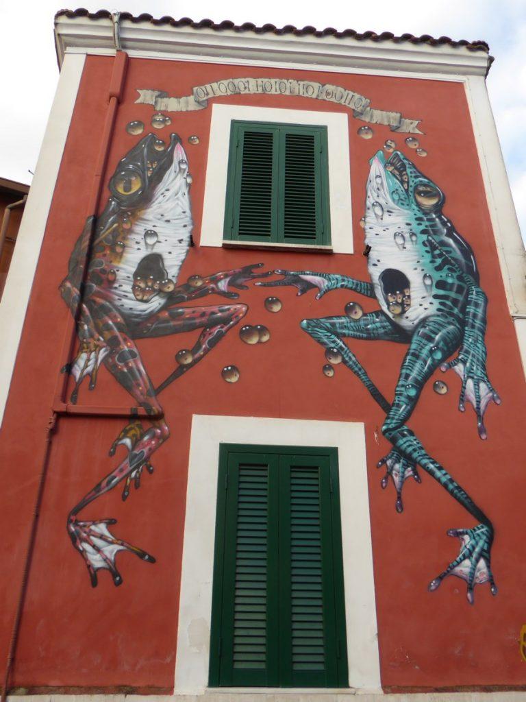 VEKS VAN HILLIK - Rome - Via dei Quintili, 163