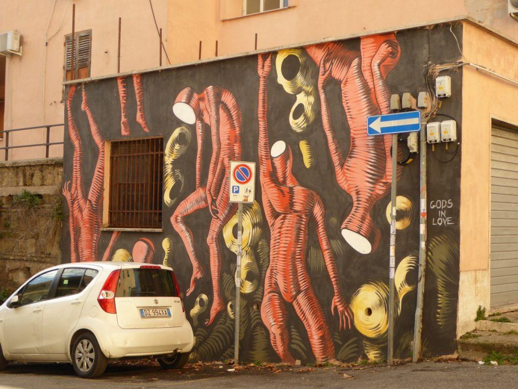 Rome - 1 Via Napoleone Orsini