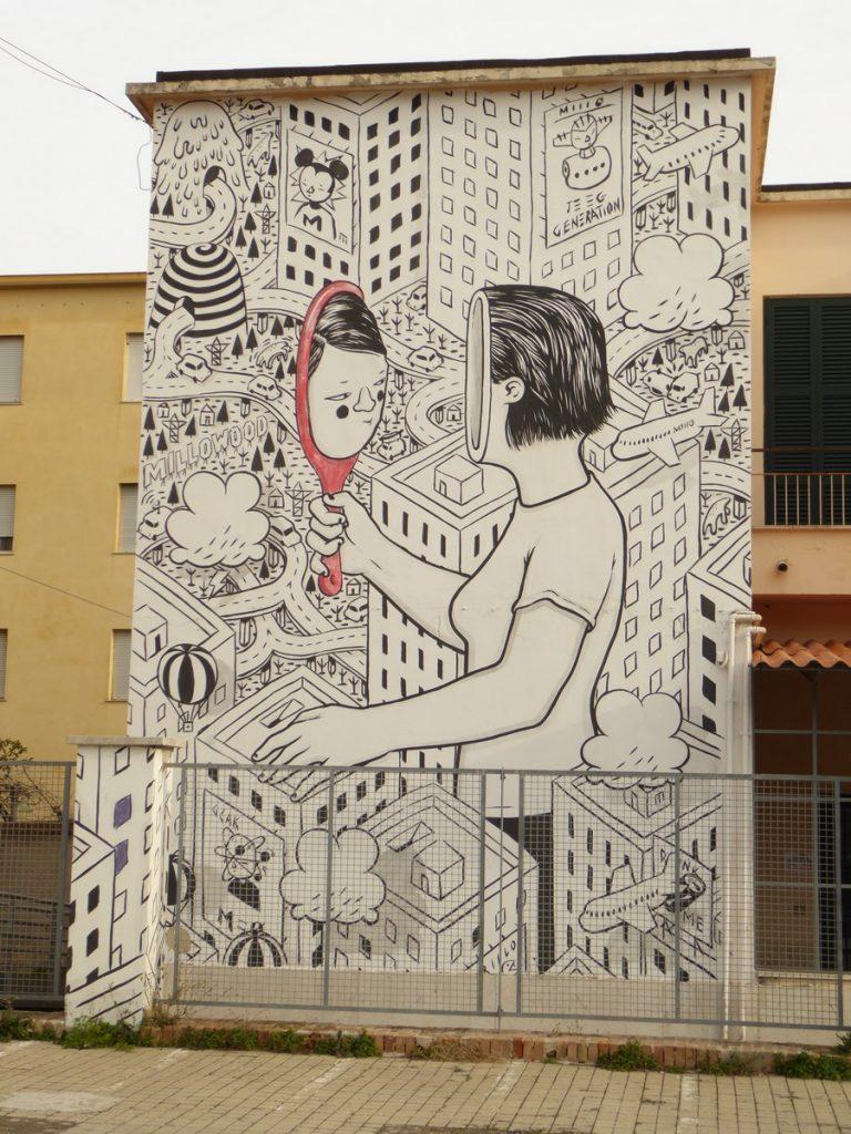 MILLO - Gaeta - Via Firenze & via Vittorio Veneto