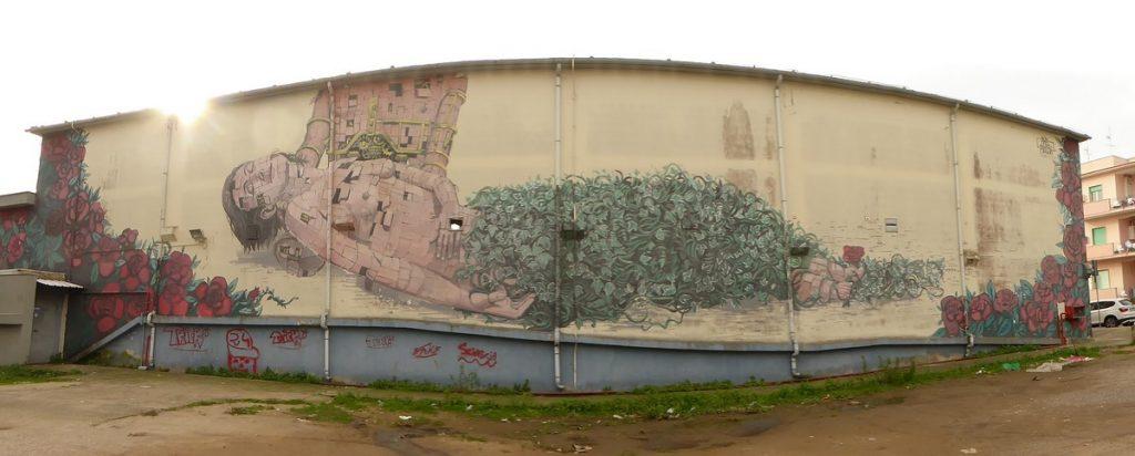 PIXEL PANCHO - Gaeta - Via Serapide & Via Roma