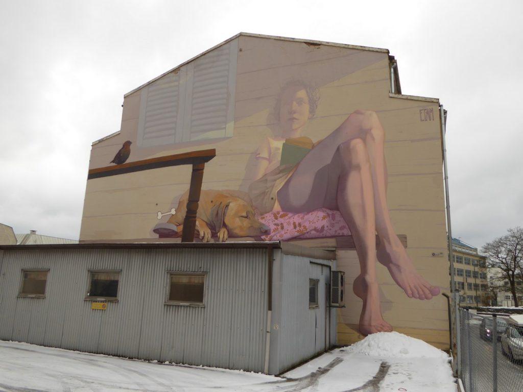 ETAM CRU - Boras - Västgötagatan