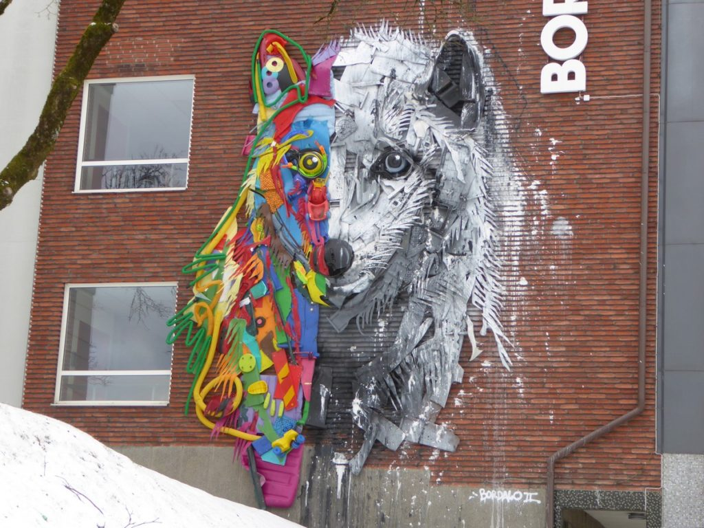 BORDALO II - Boras - Sven Eriksonplatsen 3