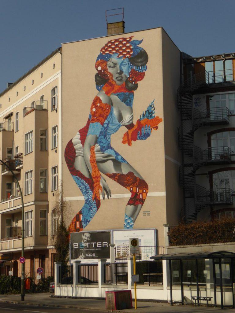 TRISTAN EATON - Berlin - Am Friedrichshain 33