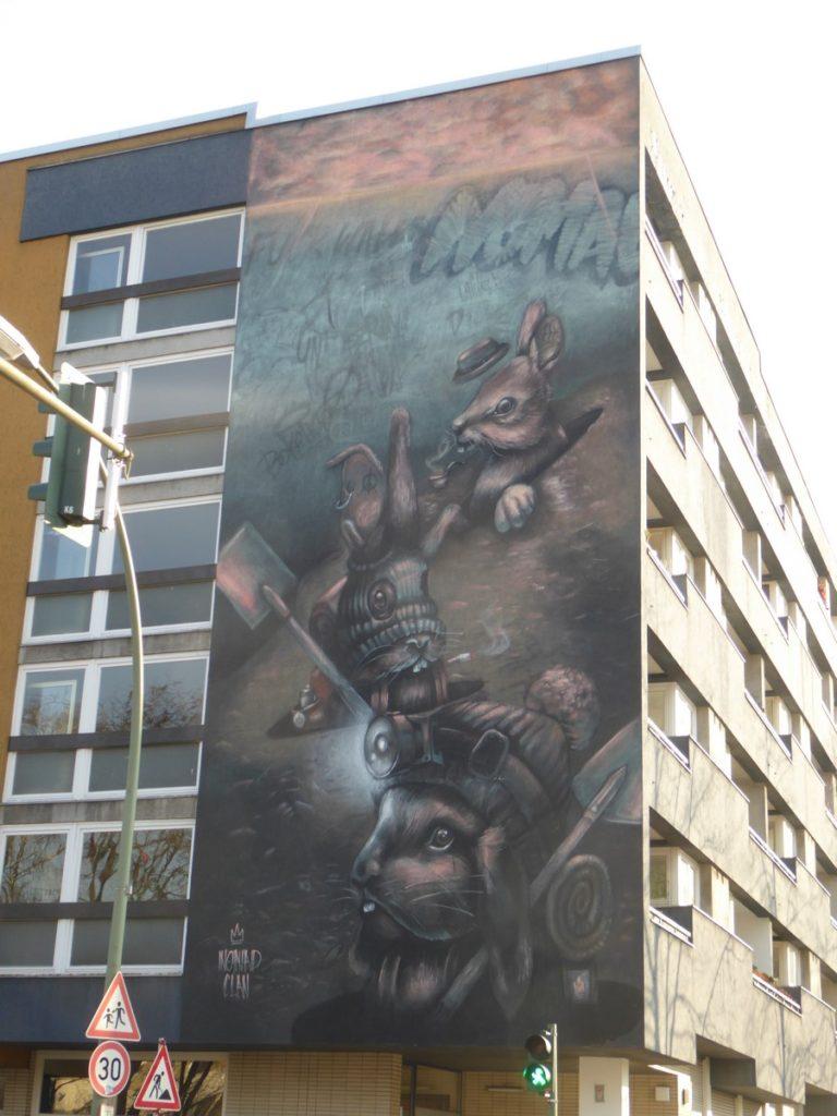 NOMAD CLAN - Berlin - Kluckst. 23