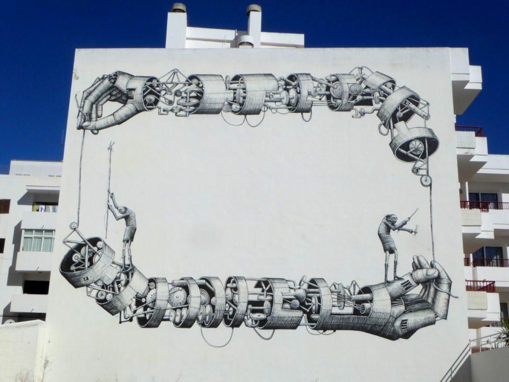 PHLEGM - Sant Antoni de Portmany - Ibiza -Carrer Menendez Pidal 16