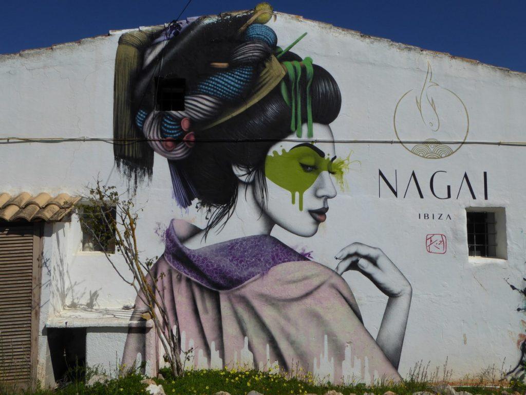 FINBARR DAC - Santa Eularia des Riu - Ibiza - Nagai Restaurant, Carretera a Sant Joan