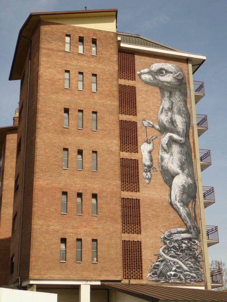 ROA - Turin - Lungo Dora Savona 32