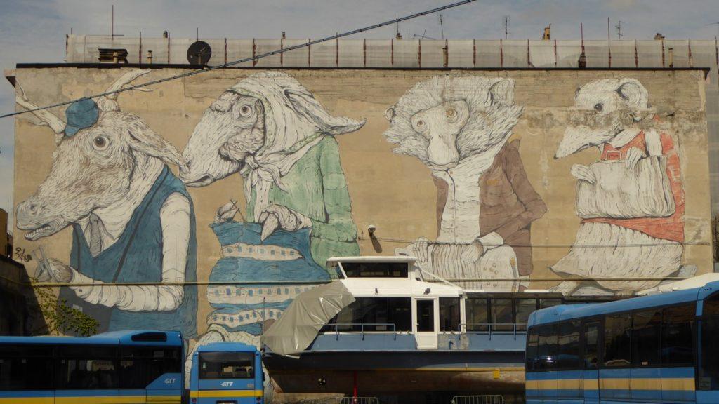 ERICA IL CAINE - Turin - via Fiochetto 15