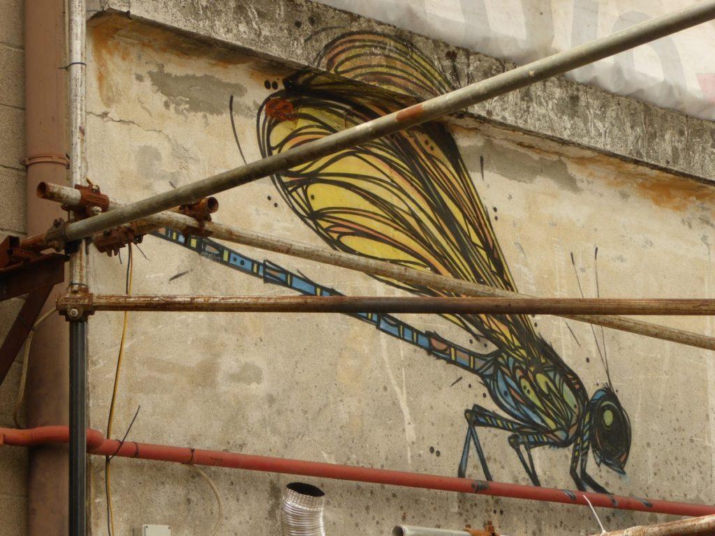 DZIA - Turin - via Nicolo Paganini (au bout), Associazione Culturale Variante Bunker