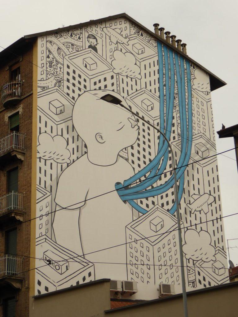 MILLO - Turin - Corso Palermo 98