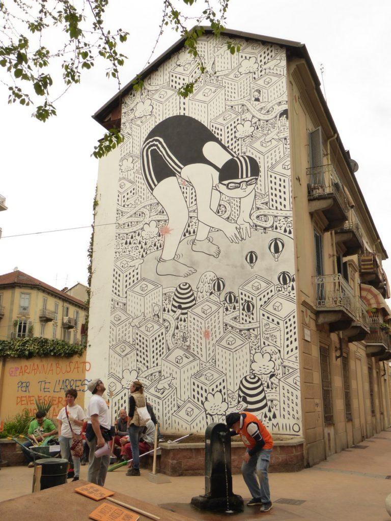 MILLO - Turin - Corso Palermo 124