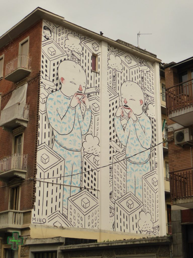 MILLO - Turin - via Crescentino 34