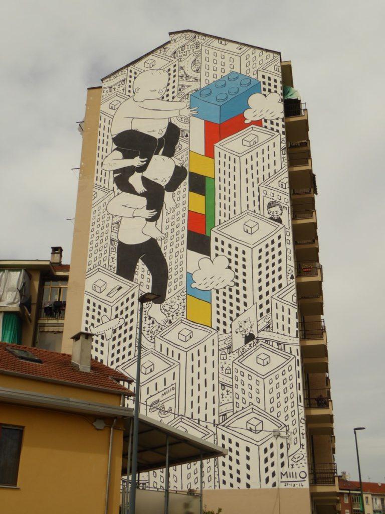 MILLO - Turin - via Brandizzo 98