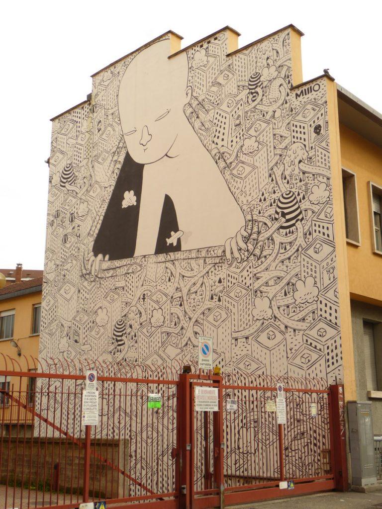 MILLO - Turin - via Montanaro 60
