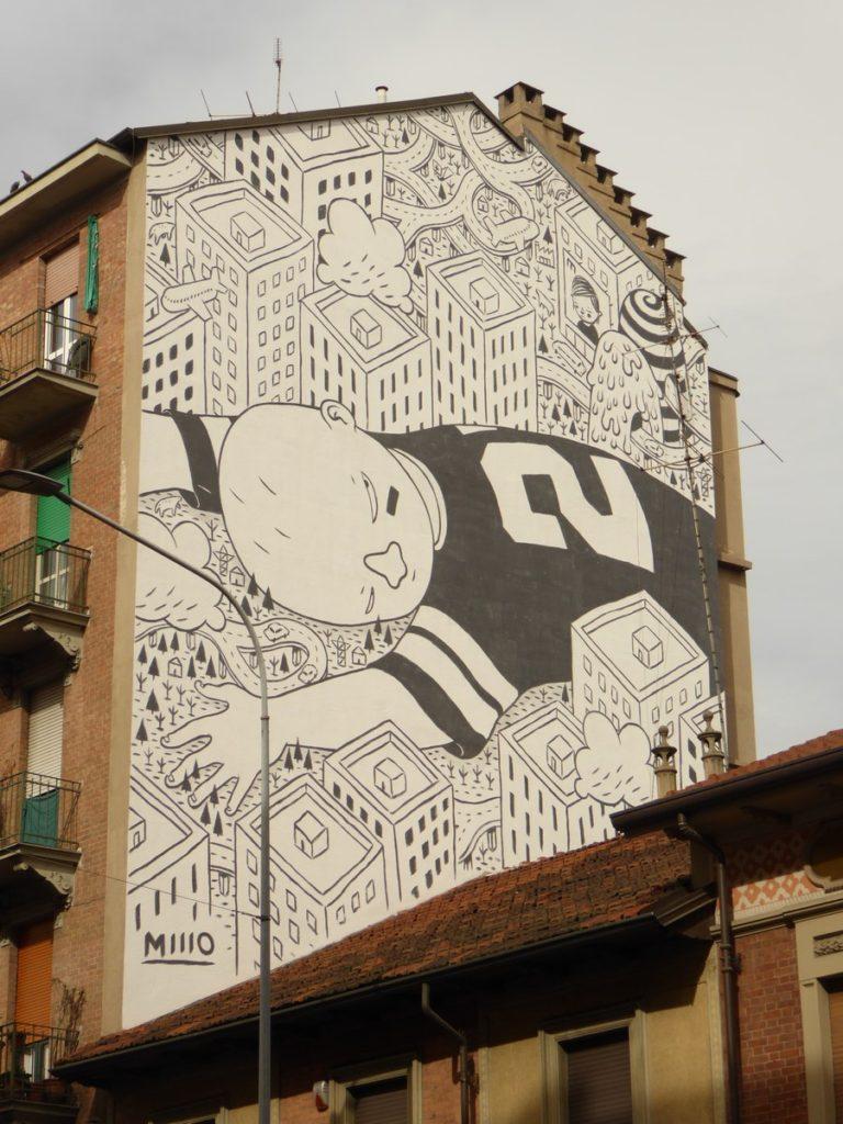 MILLO - Turin - via Martorelli 48