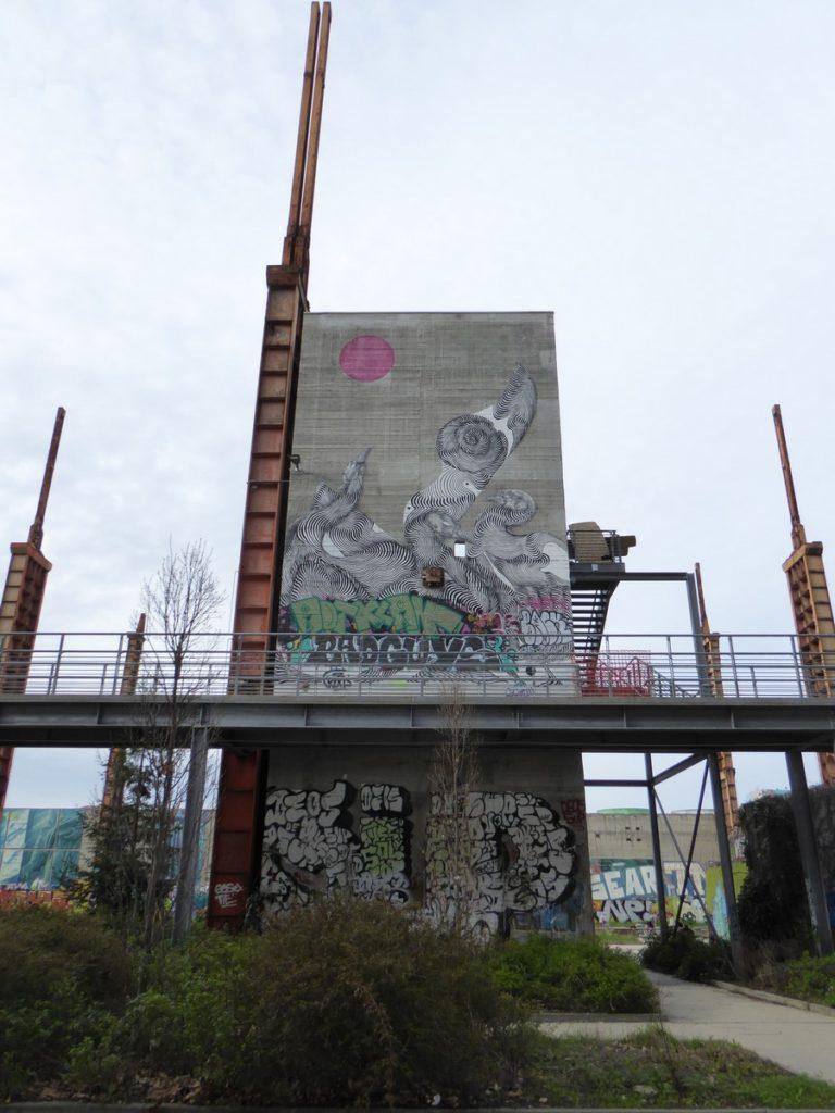2501 - Turin - Parco Dora towers - zona Vitali