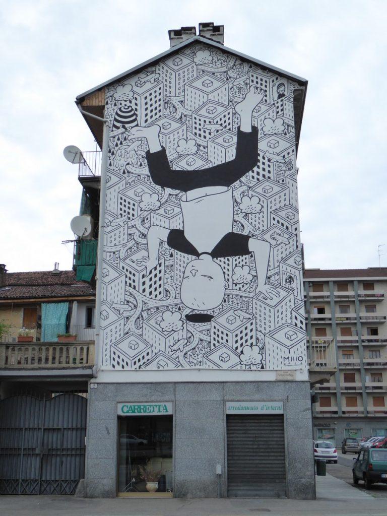 MILLO - Turin - Corso Vigevano 2