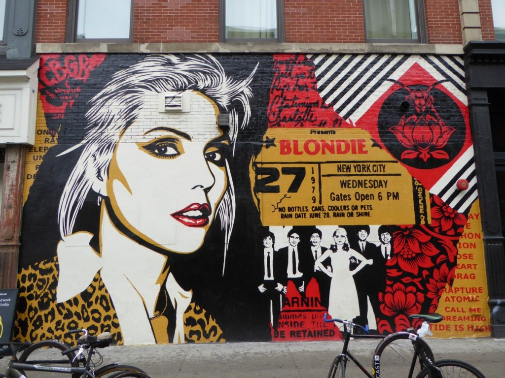 OBEY - New York - Bleecker st & Bowery
