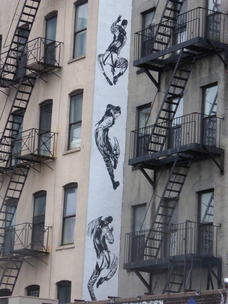 New York - Allen st & Stanton st