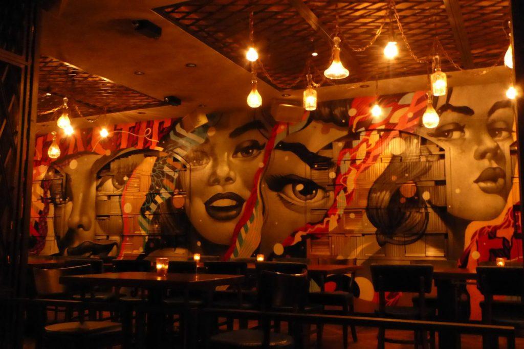 TRISTAN EATON - New York - Vandal Restaurant 199 Bowery