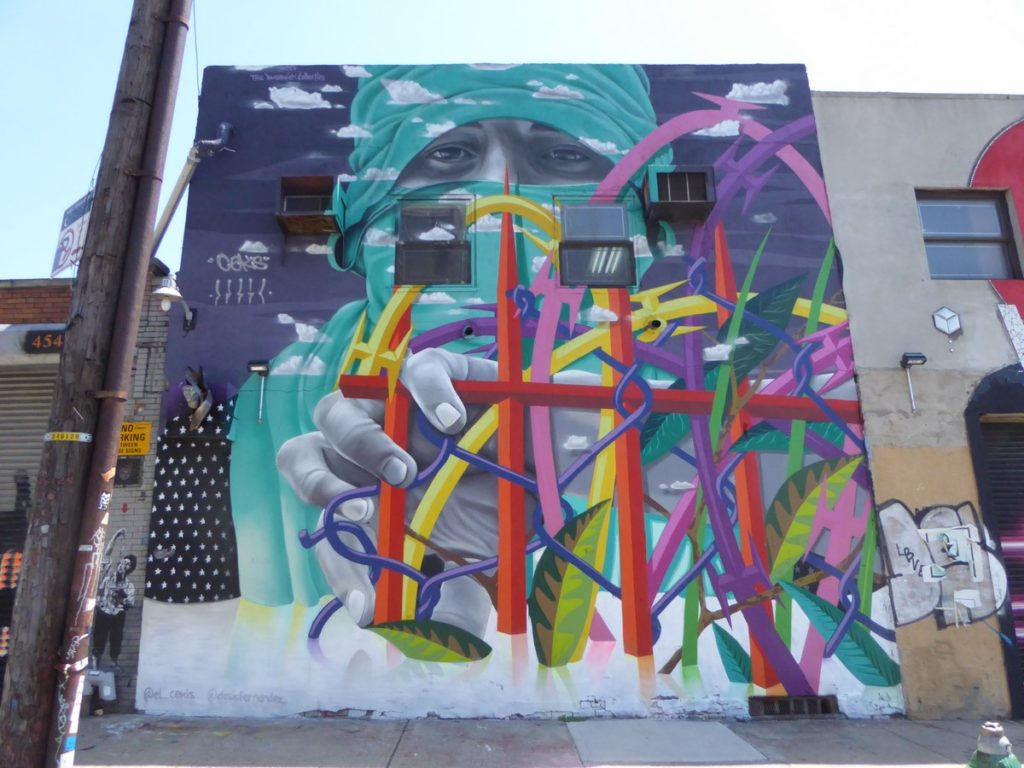 DASIC FERNANDEZ - New York - Bushwick - 454 Troutman st