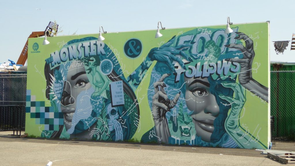 TRISTAN EATON – New York Coney Island – 3050 Stillwell av