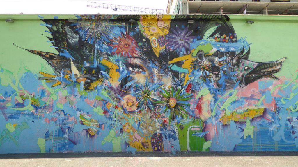 Miami - Wynwood Walls – NW 26 st / NW 25 st / NW 2 av