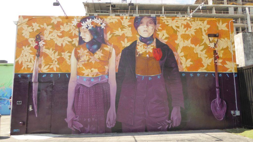 INTI - Miami - Wynwood Walls – NW 26 st / NW 25 st / NW 2 av